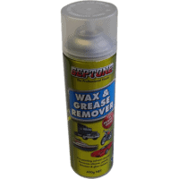 Wax and Grease Remover
