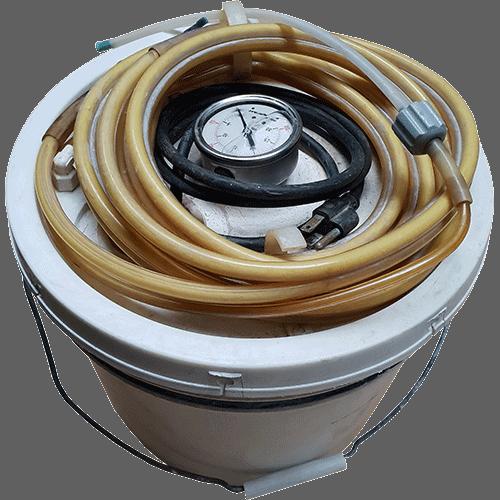 SAP Bucket and Slurry Pump