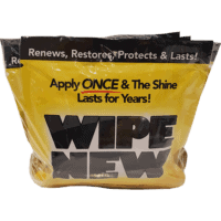 Wipe New Headlight Restoration
