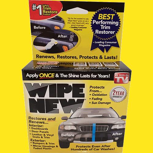 Wipe New Restore Kit